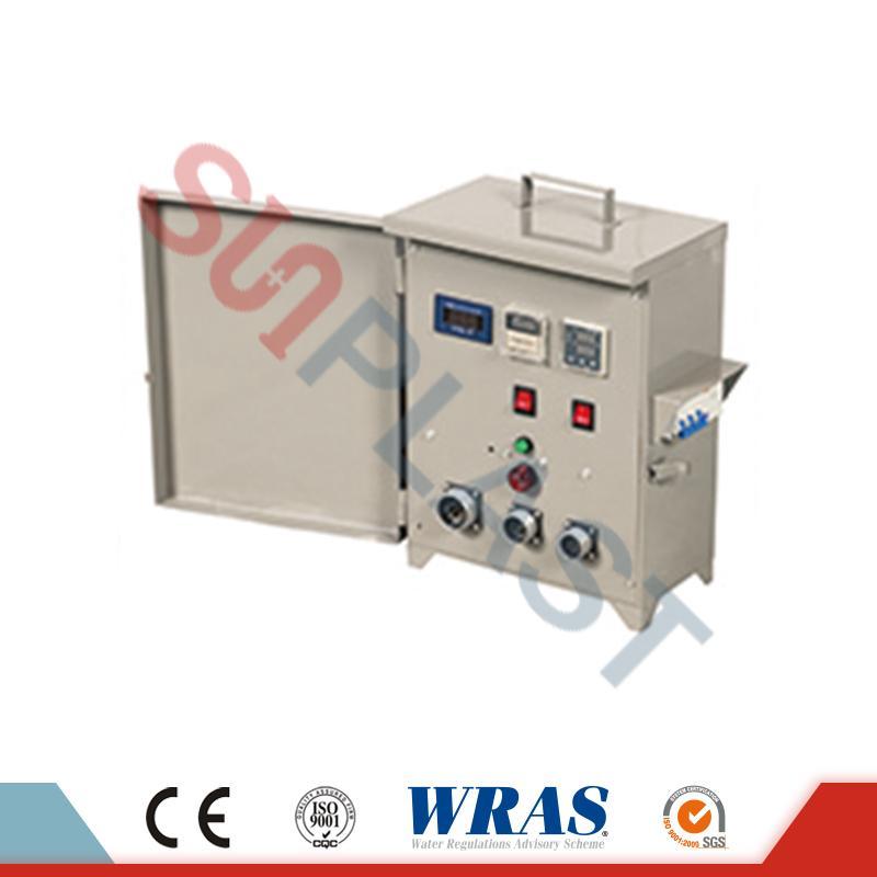 710-1000mm хидравлични заваръчни апарати за заваряване за HDPE тръби
